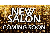 New Salon Coming Soon