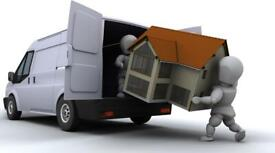 Urgent man with van full house removal office removal Ikea b&q pick up and delivery sofa moving