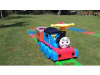 Thomas electric ride on