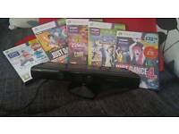 Kinect 360 and gamed