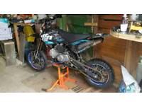 Welsh pit bike 140cc