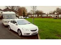 Vauxhall Insignia 2012 White, Top Spec Elite, Start/Stop, Ecoflex, Full Leather, Xenon, Led Drl,FSH