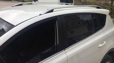 Toyota RAV4 2013+ Techo de Aluminio Barras Portaequipajes Estantes