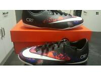 Nike mercurial cr7 size 3.5 brand new!