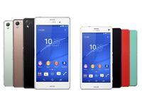 sony xperia z3 z3 compact smartphone series unlock/lock, uk spec