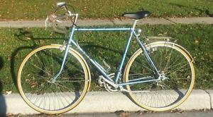 Road Bike For Sale, SAKAI, 23-INCH FRAME, MADE IN JAPAN,  27-TIRES, 12 SPEED,