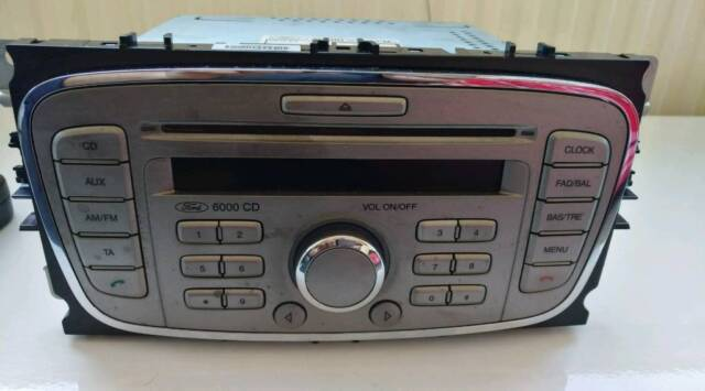 Radio Cd With Bluetooth Module For Ford Kuga Mondeo Focus Galaxy S Max In Newport Gumtree
