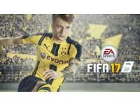 Fifa 17 Xbox one swap for Fifa 17 PS4