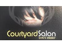 Discount at the Courtyard Salon Ipswich