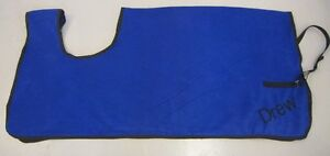 Horse Exercise or Quarter sheet FREE EMBROIDERYChoose your size REMOVABLE Royal