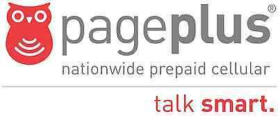 PagePlus 1500 Talk n Text Prepaid Refill PIN $29.95