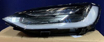 GENUINE TESLA MODEL X N/S PASSENGER HEADLIGHT 1034320-99-B 2015-ONWARDS