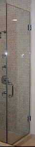 Luxurious Glass Shower Door with Hinges and Handles - New! London Ontario image 9