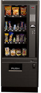 Snack vendor (19 select) with warranty