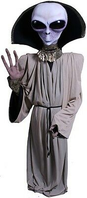 Quality Adult Costumes (Complete Professional Quality Alien Mascot Costume Adult)