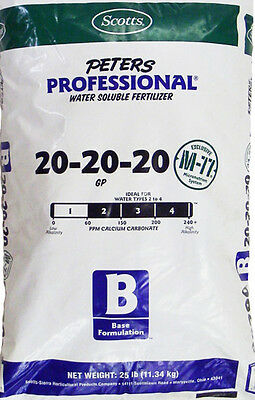 SCOTTS- PETERS PLANT FOOD  PROFESIONAL  WATER SOLUBLE  FERTI