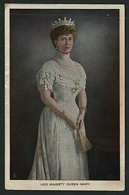 Her Most Gracious Majesty Queen Victoria Mary Postcard, No.9866