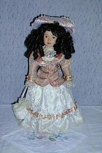 9 Genuine Porcelain Dolls : Clean,SmokeFree : As Shown Cambridge Kitchener Area image 4