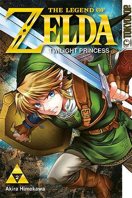 The Legend of Zelda: Twilight Princess 2 - Deutsch - Tokyopop - Manga - NEUWARE