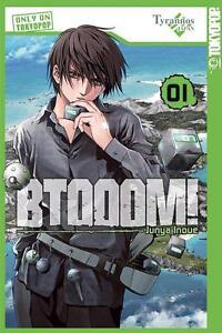 Btooom! 01 von Junya Inoue (2013, Taschenbuch)