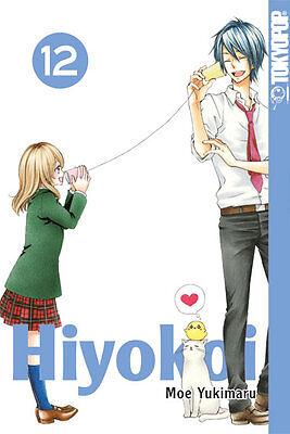 HIYOKOI * Band 12 * Manga * TokyoPop * neu + portofrei + Bonus