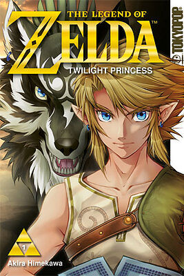 The Legend of Zelda: Twilight Princess 1 - Deutsch - Tokyopop - NEUWARE