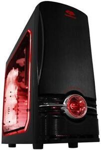 NEW Gaming PC ROGUE - Core i7 8700 16GB SSD 240GB HDD 1TB GeForce RTX 2070 8GB