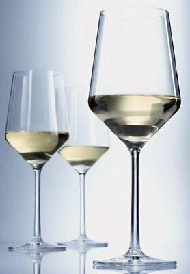 """2 Weissweingläser """"Sauvignon Blanc"""" SCHOTT ZWIESEL PURE 8545/0 Weinglas 112412"""