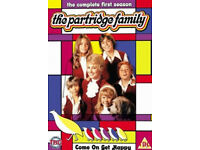 The Partridge family season 1 dvd boxset