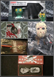 Brand new in Package and Box Halloween set