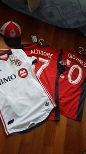 Toronto FC home and away jersey