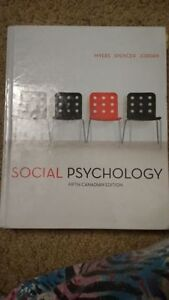 Social Psychology Canadian 5th edition , McGraw-Hill Ryerson.