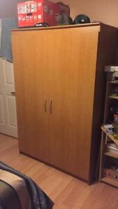 Large Wardrobe. $50 OBO, pick up only.