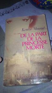 kenzie mourade de la parte de la princesse morte
