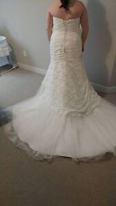 Gorgeous Plus Size Wedding Dress