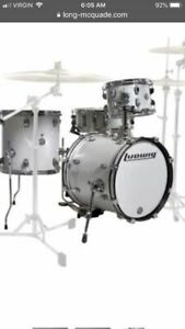4 Piece Ludwig Breakbeats shell pack for sale