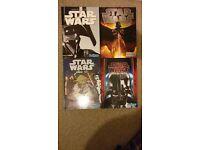Star Wars Annuals - 2008 2010 2011 2012