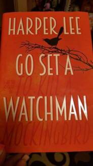 Go Set A Watchman Hardcover