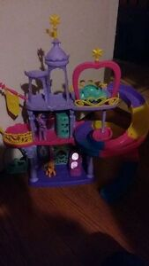 my little pony play house
