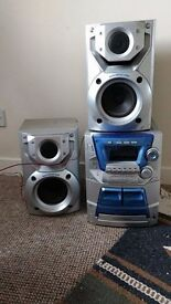 *FREE* Stereo and Speakers