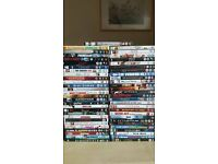 55 mixed dvd's for sale