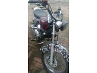 honda vt125 shadow