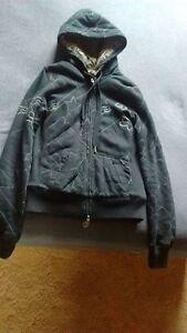 Fox zipper hoodie