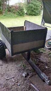 ATV/Lawnmower Trailer