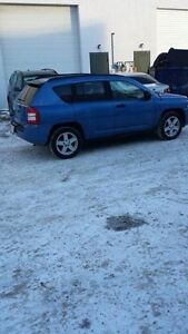 2007 Manual Jeep Compass