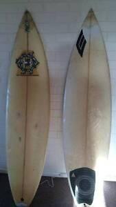 2 surf boards available Mosman Park Cottesloe Area Preview