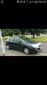 CHEAP FORD FOCUS, VERY GOOD CAR. NO EXTERIOR OR INTERIOR DAMAGE AND ENGINE IS VERY TIDY.