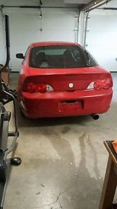 2002 Acura RSX Base Coupe (2 door)