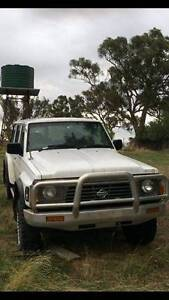 1997 Nissan Patrol GY Canberra Region Preview