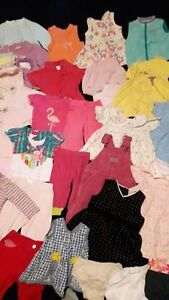 Baby clothing lot 6-12 months